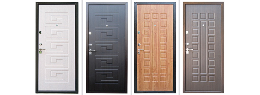Стальные двери в Новосибирске