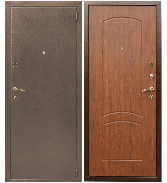 Купить входные металлические двери в Новосибирске